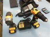 DEWALT Combination Tool Set DCF885/DCD780